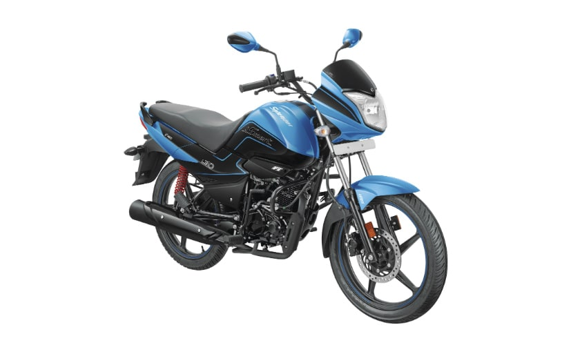 The new Splendor iSmart FI is India's first BS-VI ready motorcycle with a new engine and chassis