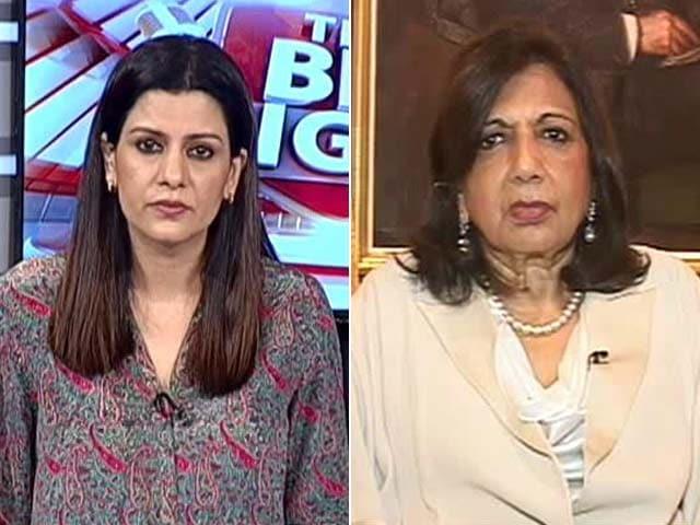 Video : Address Consumption-led Slowdown Seriously: Kiran Mazumdar Shaw
