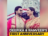 Video : Deepika And Ranveer Visit Tirumala Tirupati On First Wedding Anniversary