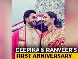 Video : Deepika And Ranveer Visit Tirumala Tirupati On First Wedding Anniversary