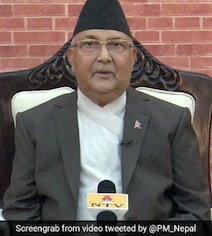 'Lord Ram Is Nepali Not Indian', Says Nepal Prime Minister KP Sharma Oli