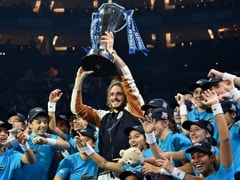 ATP Finals: Stefanos Tsitsipas Overcomes Dominic Thiem To Clinch Title
