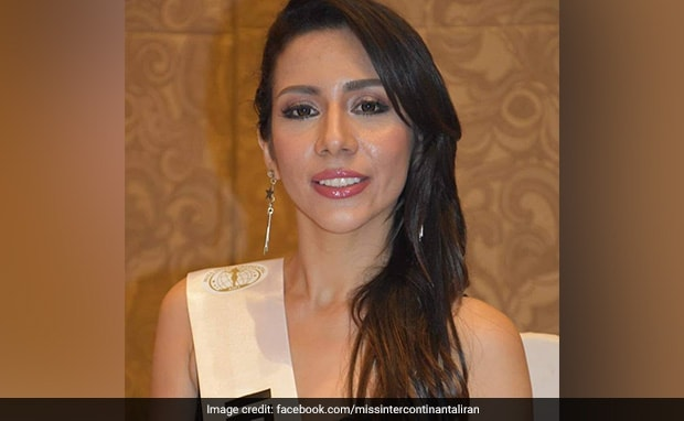 Ex-Beauty Queen, Hunted By Iran Authorities, Gets Asylum In Philippines
