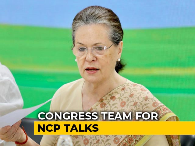 Video : Why Sonia Gandhi Has Kept Shiv Sena Waiting Despite Pressure From Within