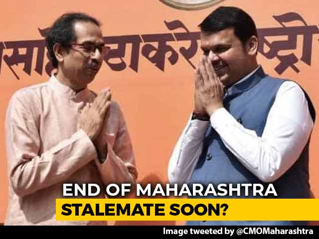 Video : BJP To Meet Maharashtra Governor Today, Sena Repeats '50:50' Demand