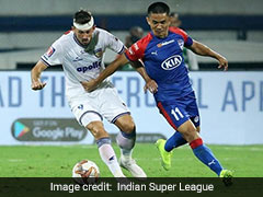 ISL: Bengaluru FC Beat Chennaiyin FC 3-0 To Register Season