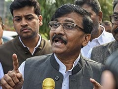 """""""NDA Not One Party's Property"""": Sena Leader On Parliament Seating Change"""