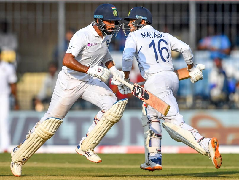 India vs Bangladesh: After Bowlers' Show, Mayank Agarwal, Cheteshwar Pujara Combine To Put India On Top