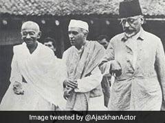 बॉलीवुड एक्टर ने 'मौलाना आजाद' की कही बात को किया Tweet, लिखा- अगर हिंदू और मुस्लिम एक नहीं हुए तो...
