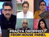 Video : The Pragya Paradox: Maximum Controversy, Muted Action