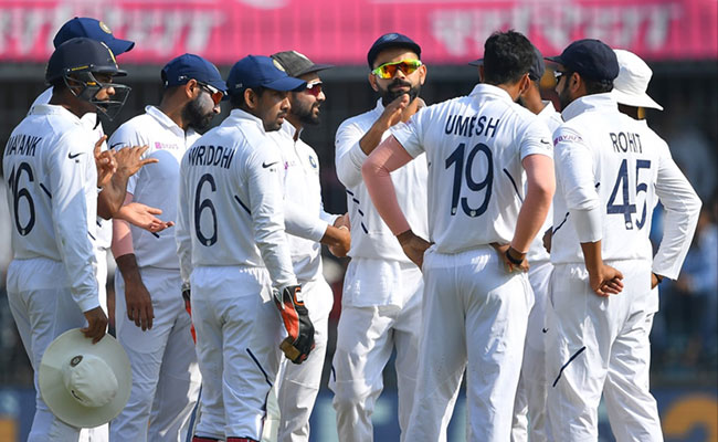 India vs Bangladesh 1st Test Day 3 Today Match: India Beat Bangladesh By One Inningss And 130 Runs