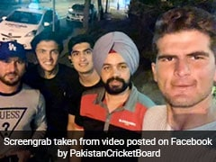 Pakistan Cricketer Shares Chat With Indian Taxi Driver Who Refused Fare