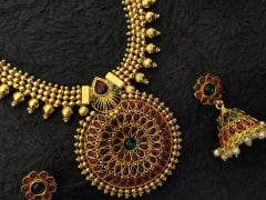 10 Latest Bridal Jewellery Sets From Myntra You Will Absolutely Love