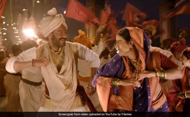 Tanhaji Trailer: Ajay Devgn As An 'Unsung Warrior' Brings Alive A Page From Maratha History