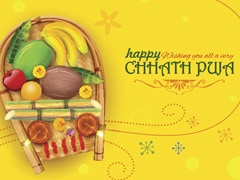 Happy Chhath Puja: On The Day That Celebrates Sun God, Wishes You Can Extend