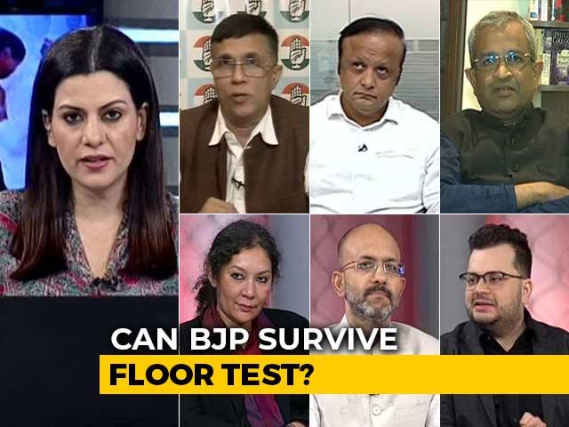 Video : Maharashtra Stunner: <i>Phir Ek Baar</i>, Fadnavis <i>Sarkaar</i>