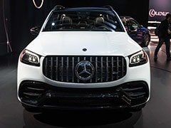 2019 LA ऑटो शो: नई जनरेशन 2021 मर्सडीज़-AMG GLS 63 से हटा पर्दा