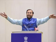 """P Chidambaram Has Violated Bail Condition"": Prakash Javadekar"