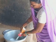 1 Litre Milk Diluted With Water Served To 81 Students In UP School