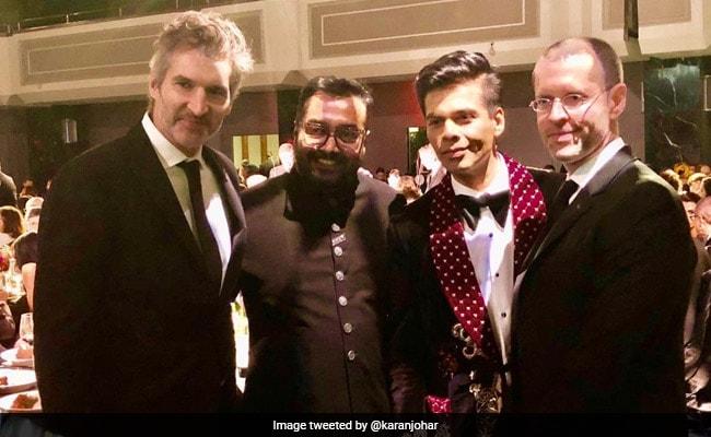 International Emmy Awards 2019: Karan Johar Tweets Game Of Thrones Moment