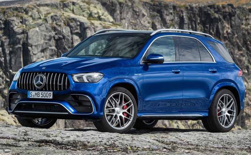 Mercedes-AMG GLE 63 S gets the signature Panamericana grille, aggressive bumpers & AMG wheels