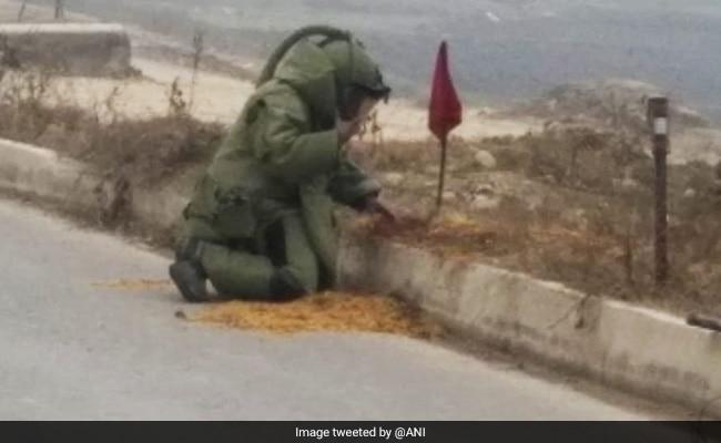 In Daring Operation, Army Defused IED Found Near Kashmir Bridge