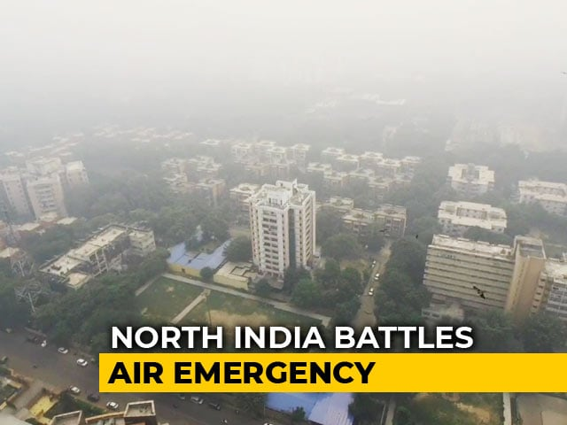 Video : Air Emergency: Pollution Solution Beyond Politics