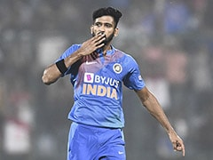 Khaleel Ahmed Ruled Out Of India A
