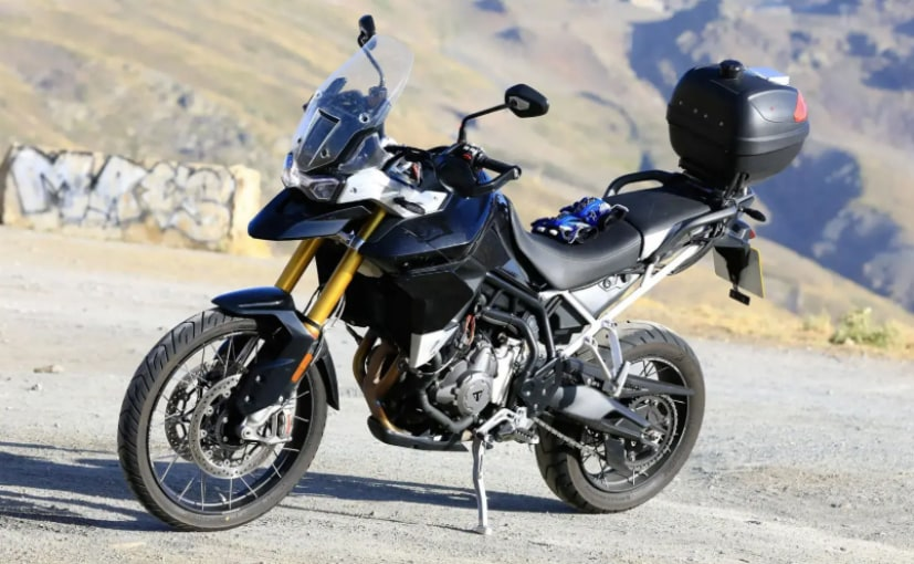 New Triumph Tiger 900 will get comprehensively updated with a new 900 cc engine