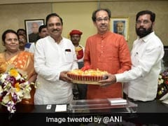 Uddhav Thackeray Formally Takes Charge As Maharashtra Chief Minister
