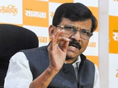 PM's Humanity Of Washing Feet Of <i> Safai</i>Workers Has Vanished Now: Sanjay Raut