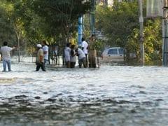 250 Bengaluru Homes Flooded After Lake Breach, Cars, Bikes Swept Away