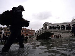 Venice Floods Threaten Priceless Art And History, Submerge 70% Of City