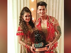<i>Nach Baliye 9</i>: And The Winners Are... Prince Narula And Yuvika Chaudhary