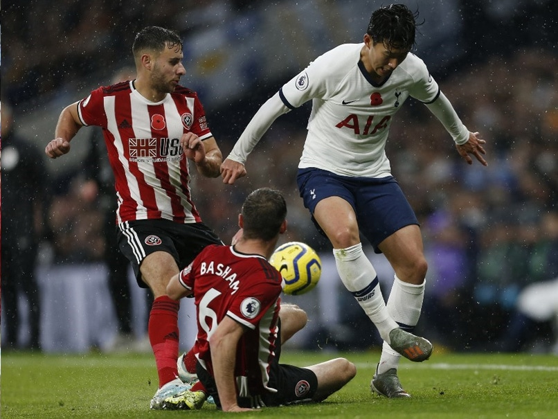 Tottenham vs Sheffield United: Tottenham Slip To 12th In Premier League After Being Held By Sheffield United
