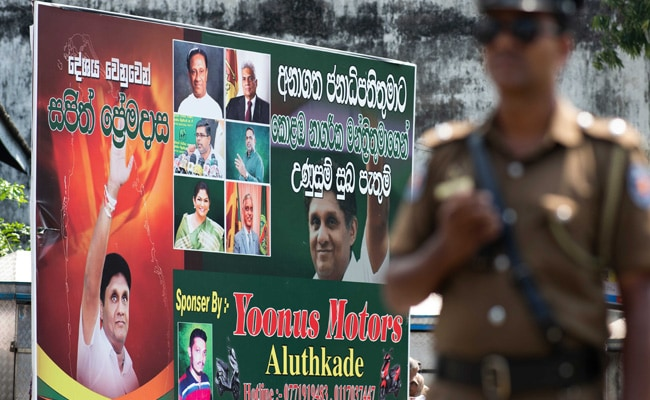 Sri Lanka\'s \'Pad Man\' Faces \'Terminator\' In Presidential Elections
