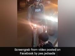 परिवार ने नहीं मनाया बर्थडे तो बेटे ने तेज रफ्तार में दौड़ाई गाड़ी, पुलिस ने पकड़ा तो बोला- 'सर, पापा ने...