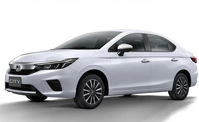 The New Honda City will be launched in India next year