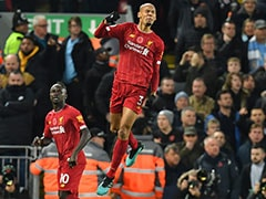 Premier League: Liverpool Beat Manchester City, Manchester United Outclass Brighton