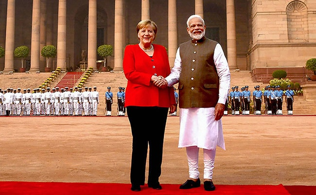 India, Germany Sign 17 Agreements During Angela Merkel's India Visit