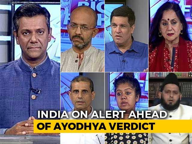 Video : Will Ayodhya Verdict End Mandir-Masjid Politics?