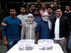 दिल्ली: कैश वैन में डेढ़ करोड़ की लूट का मास्टरमाइंड निकला ड्राइवर