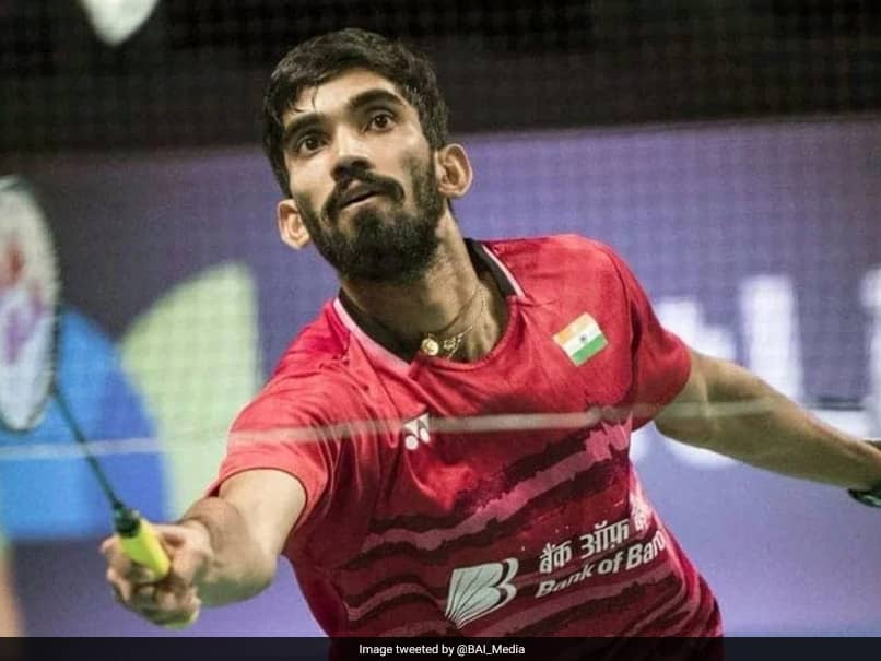 Denmark Open: Kidambi Srikanth Defeats Toby Penty In First Round