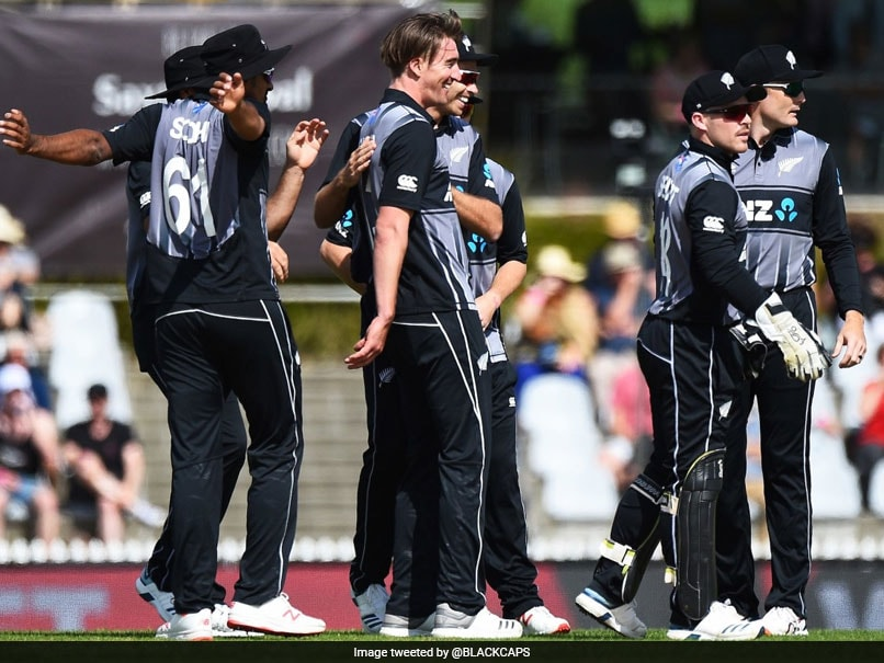New Zealand vs England, 3rd T20I: Colin De Grandhomme helps New Zealand defeat England by 14 runs