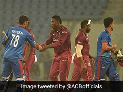 Afghanistan vs West Indies, 2nd ODI: West Indies Beat Afghanistan, Clinch First ODI Series In Five Years