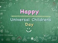World Children's Day 2019: जानिए 20 नवंबर को क्यों मनाया जाता है अंतर्राष्ट्रीय बाल दिवस