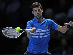 Novak Djokovic Beats Matteo Berrettini In ATP Finals Opener