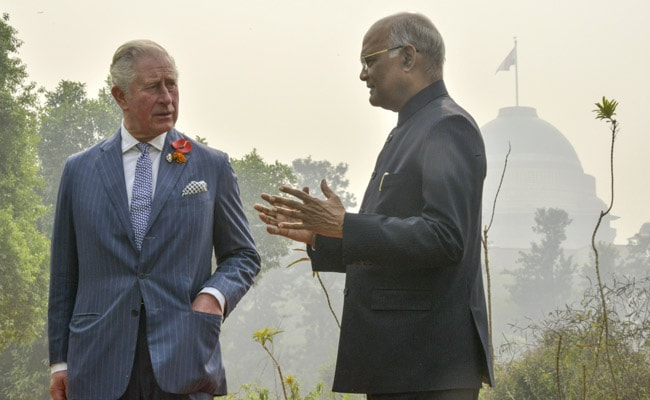 Delhi Smog Hits 'Emergency' Levels On Prince Charles' Visit