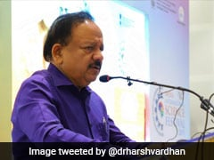Harsh Vardhan To Take Charge As WHO Executive Board Chairman: Report