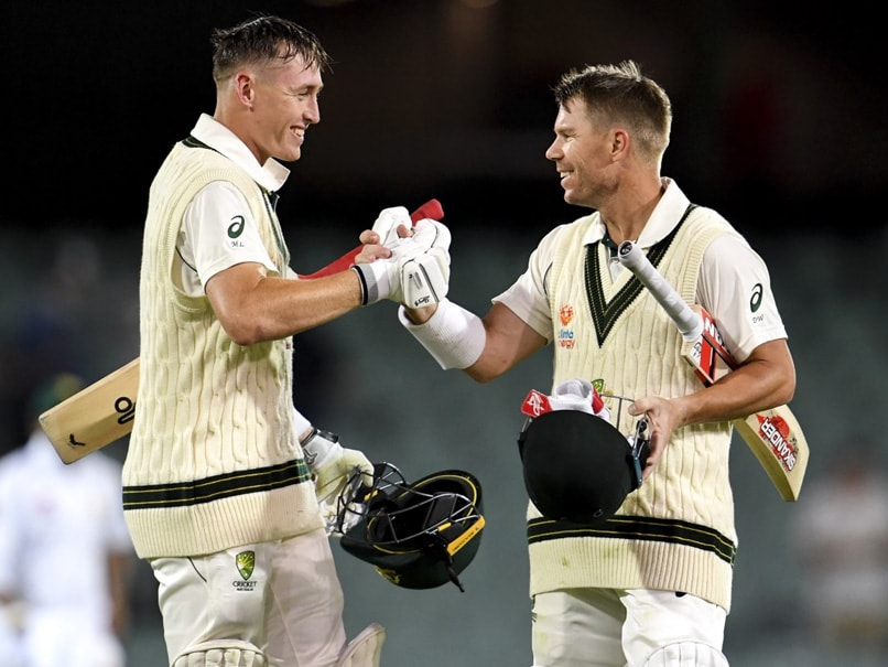 Australia vs Pakistan, 2nd Test Day 1: David Warner, Marnus Labuschagne Centuries Put Australia In Command